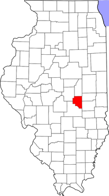 Moultrie County Illinois