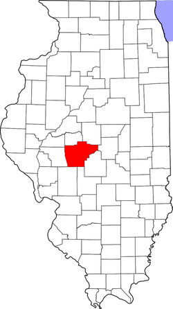 Sangamon County Illinois