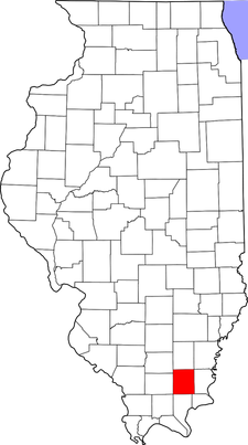 Saline County Illinois