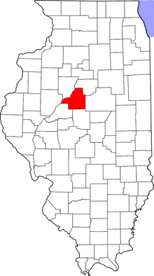 Tazewell County Illinois